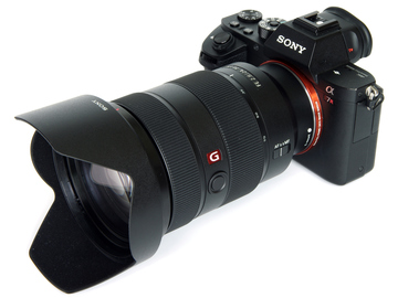 Rent: Sony A7R II + 24-70mm F2.8 Zoom Lens