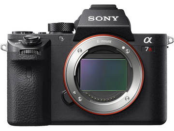 Rent: Sony A7R II - Full Frame Mirrorless Camera