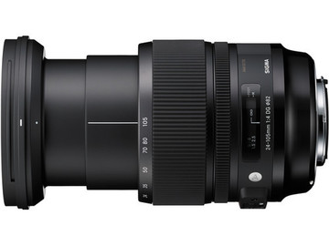Rent: Sigma Art Zoom Lens f/4 24-105mm For Canon