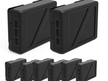 Rent: 8 x DJI TB50 Battery for Inspire 2  and Ronin 2 w/ charger