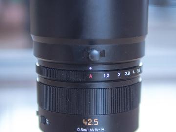 Rent: Panasonic LUMIX G Leica DG Nocticron 42.5mm f/1.2 ASPH Power