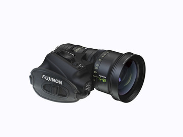 Rent: Fujinon 19-90mm Cabrio T2.9 PL Zoom Lens