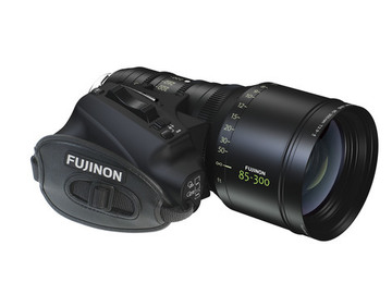 Rent: Fujinon 85-300mm Cabrio T2.9-4.0 PL Mount Lens