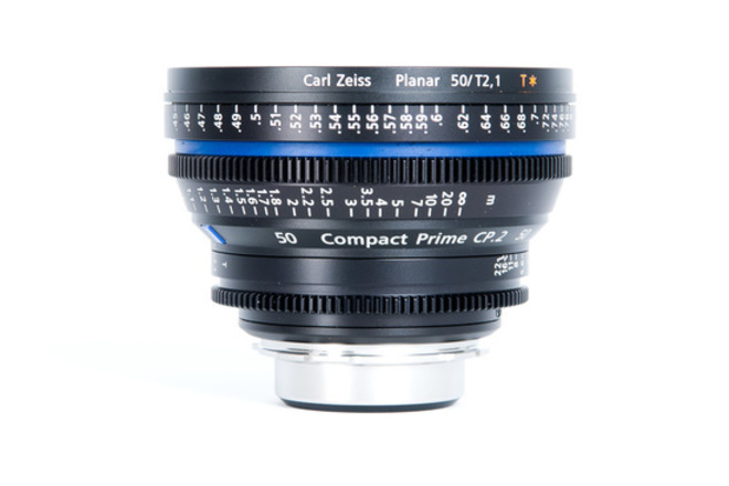 Zeiss CP.2 Compact Prime 50mm T2.1 - PL or EF