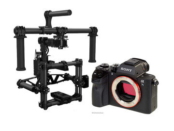 Rent: Movi M5 with Sony a7S ii (4K) Package 1 of 2
