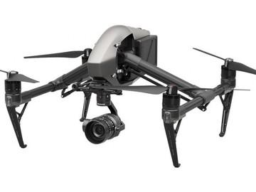 INSPIRE 2 X5S 5.2K RAW or 4k @60fps w/ UAV PILOT 107