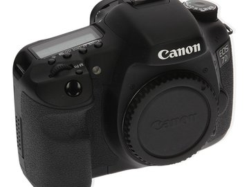 Rent: Canon 7D Body