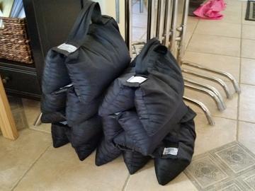 Rent: American Grip 20lb Sandbags (6 pack)