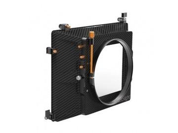 Rent: Bright Tangerine 6x6 Clip-On Matte Box