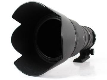 Rent: Sigma 50-500mm f/4-6.3 APO DG HSM, Canon EF Fit