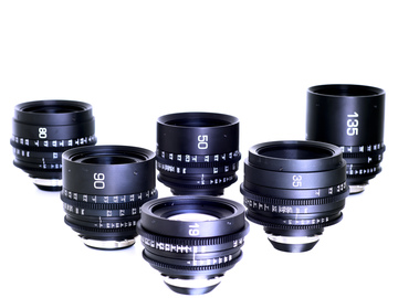 Rent: LEICA VINTAGE PL MOUNT CINEMA LENS SET