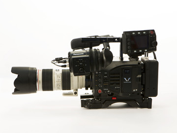 Rent: Panasonic Varicam LT