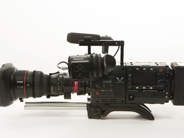 Rent: Panasonic Varicam 35 4K Camera