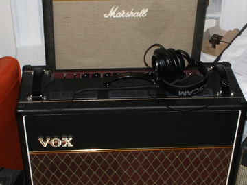 Rent: VOX AC30 Blue Anilco