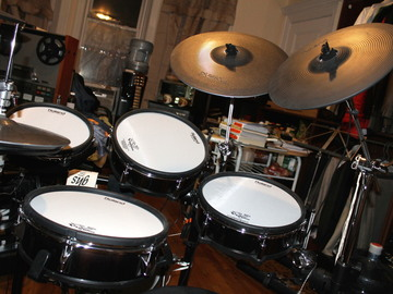 Rent: Roland TD30 K hybrid Electronic drum set