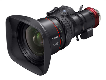 Rent: Canon CN7x17 KAS S Cine-Servo 17-120mm T2.95 (EF Mount)