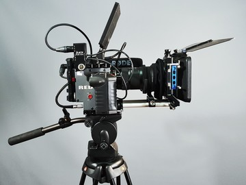 Rent: RED Scarlet Dragon | Production Package