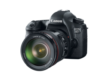 Rent: Canon EOS 6D DSLR Camera with 24-105mm f/4L Lens