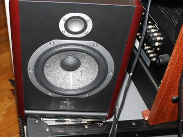 Rent: Focal 6 Solo Be pair mastering speakers
