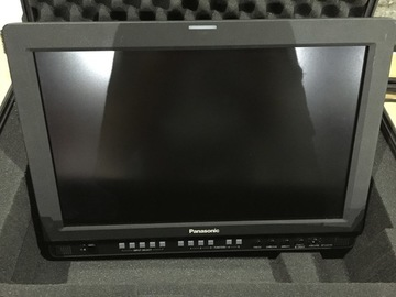 "Rent: Panasonic 17"" BT-LH1710 Field Monitor"