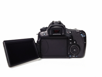 Rent: Canon EOS 60D DSLR Camera w/ Batteries & media