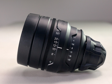 Red Pro Prime – 85mm T1.8