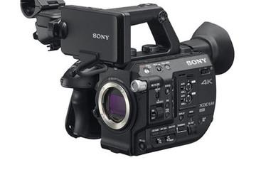 Rent: Sony FS5