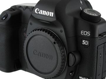 Rent: Canon 5D MII