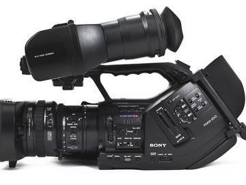 Rent: Sony EX3