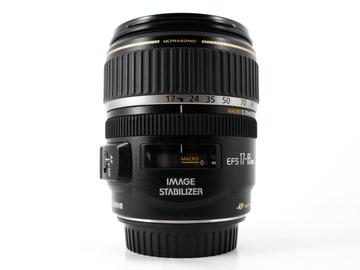 Rent: Canon EF-S 17-85mm f/4-5.6 IS USM