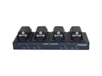 Rent: Quad Charger for LP-E6