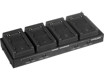 Rent: Quad Charger for Sony BPU60