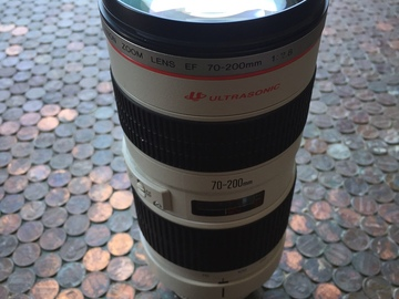 Rent: Canon EF 70-200 f/2.8 L USM Zoom