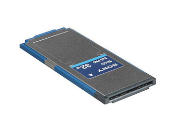 Rent: Sony SxS Pro Card 32GB