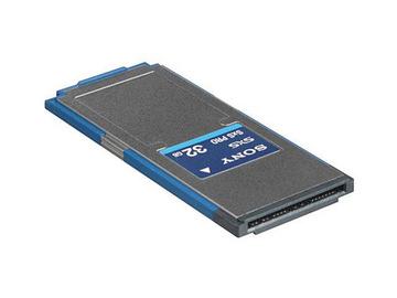 Rent: Sony SxS Pro Card 32GB