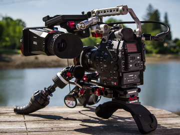 Rent: Canon C300 MKII (FULL KIT)