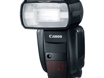Rent: Canon Speedlite 600EX RT Flash