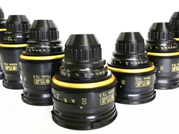 Rent: Super Baltars Lens Set (TLS Rehoused)