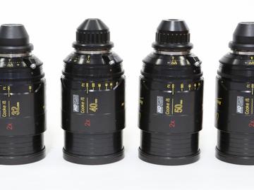 Rent: Cooke Anamorphic Lens Set
