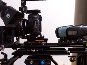 Rent: Canon 5D Mark III RAW Cinema Package w/Rig and Zeiss 50mm