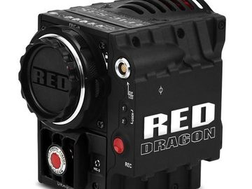 Rent: RED EPIC DRAGON (EF)