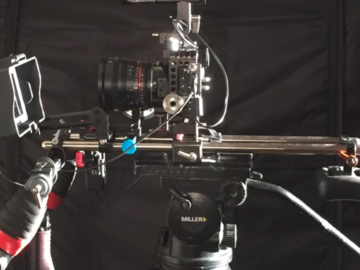 Rent: Sony A7s II, Shoulder Rig, 2 Primes