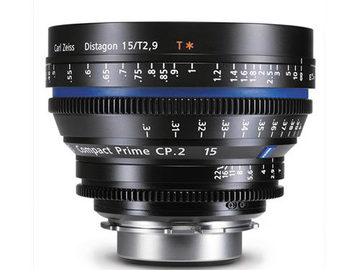 Rent: Zeiss CP.2 15mm T2.9 EF