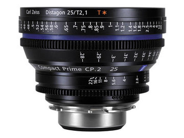 Rent: Zeiss CP.2 25mm T2.1 EF