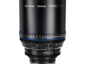 Rent: Zeiss CP.2 135mm T2.1 EF