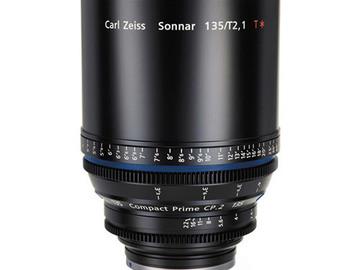 Rent: Zeiss CP.2 135mm T2.1 EF