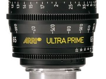 Rent: Zeiss Ultra Prime Lens Set