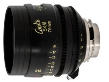 Rent: Cooke S4/i Lens Set