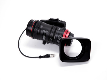 Rent: Canon CN-E Compact Servo 18-80mm T 4.4 w/ Grip (EF)