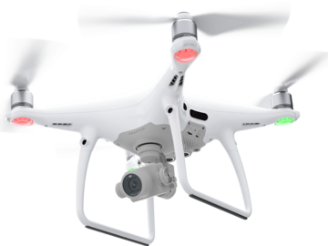 Rent: DJI Phantom 4 Pro+ Package